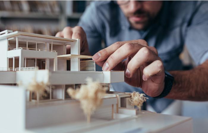 configuration espace maison architecte