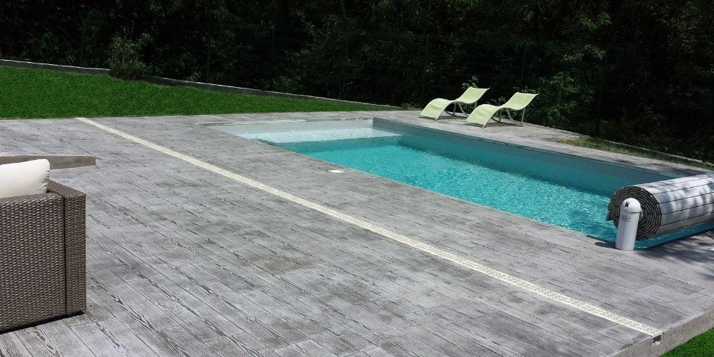 construire piscine reunion entérée