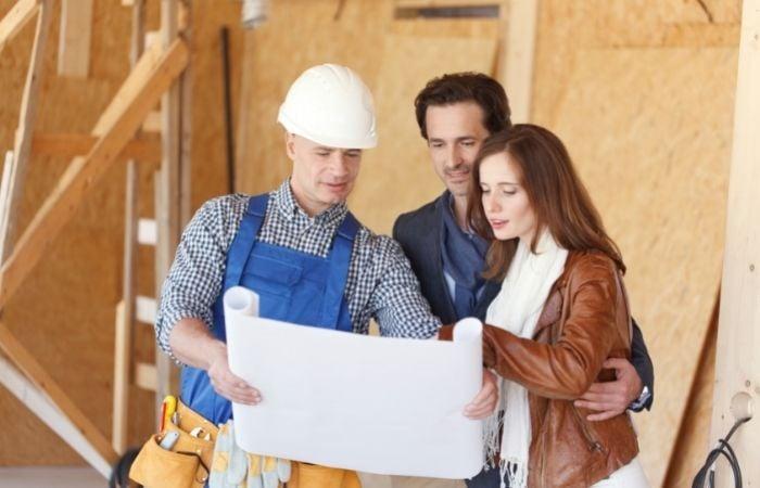 contrat de construction maison individuelle plan avec constructeur