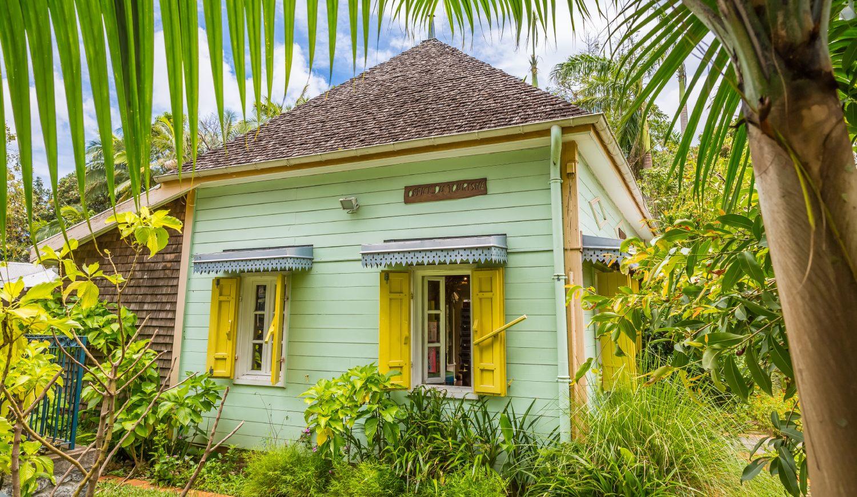Les 4 exemples de maisons créoles